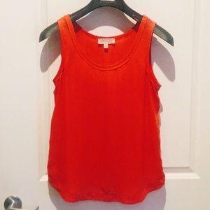 Philosophy | Orange Cami Blouse Size Medium